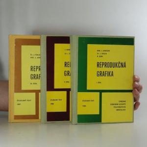 náhled knihy - Reprodukčná grafika. I.-III. diel (3 svazky)