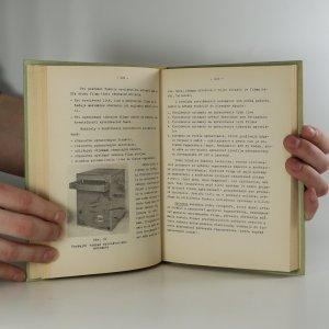 antikvární kniha Reprodukčná grafika. I.-III. diel (3 svazky), 1985-1987