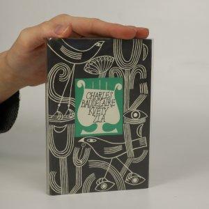 náhled knihy - Květy zla