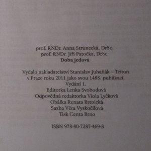 antikvární kniha Doba jedová, 2011
