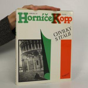 náhled knihy - Chvilky s Itálií