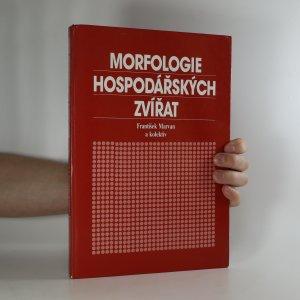 náhled knihy - Morfologie hospodářských zvířat