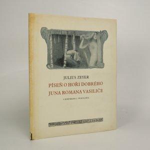 náhled knihy - Píseň o hoři dobrého juna Romana Vasiliče
