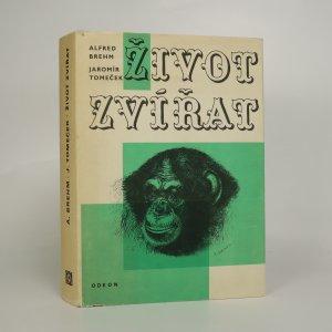 náhled knihy - Život zvířat. Savci