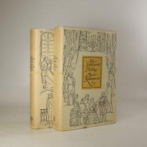 náhled knihy - Anna Kareninová 1. a 2. díl (ve dvou svazcích)