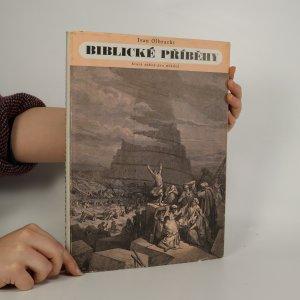 náhled knihy - Biblické příběhy. Starý zákon pro mládež