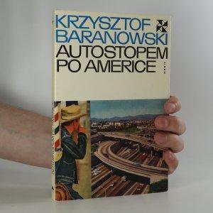 náhled knihy - Autostopem po Americe