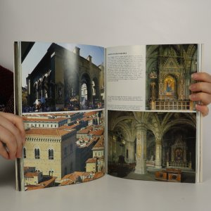 antikvární kniha The golden book of Florence, 1993