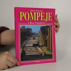 náhled knihy - Pompeje a Vila Tajemství
