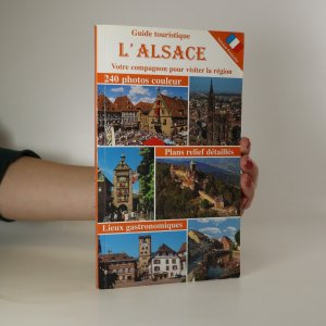 náhled knihy - Guide touristique L'Alsace