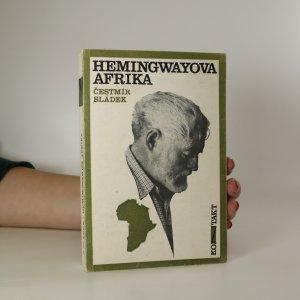náhled knihy - Hemingwayova Afrika