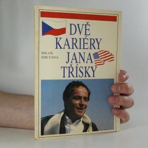 náhled knihy - Dvě kariéry Jana Třísky. Praha - Hollywood