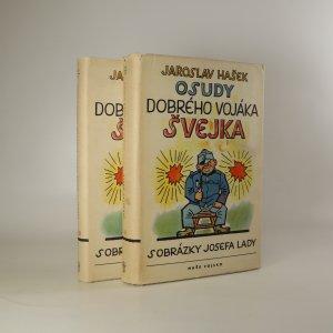 náhled knihy - Osudy dobrého vojáka Švejka za světové války 1. - 4. díl (ve dvou svazcích)