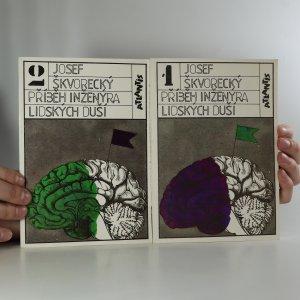 náhled knihy - Příběh inženýra lidských duší I. a II. díl (2 svazky)