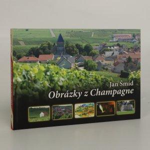 náhled knihy - Obrázky z Champagne (věnování autora)