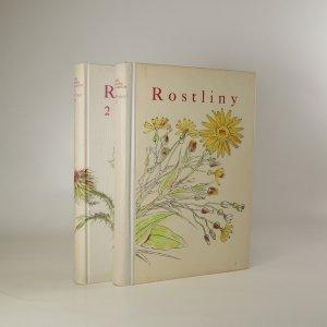 náhled knihy - Rostliny 1 a 2 (ve dvou svazcích, nekompletní viz poznámka)