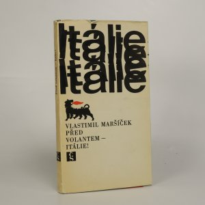 náhled knihy - Před volantem - Itálie!
