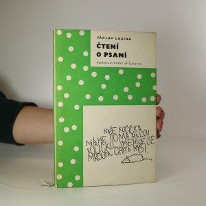 náhled knihy - Čtení o psaní aneb Spisovatelem snadno a rychle
