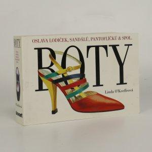 náhled knihy - Boty. Oslava lodiček, sandálů, pantoflíčků & spol.
