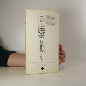 náhled knihy - Drobty pod stolem doby