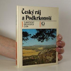 náhled knihy - Český ráj a Podkrkonoší (kniha + mapa)