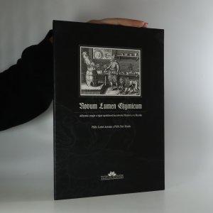 náhled knihy - Novum Lumen Chymicum
