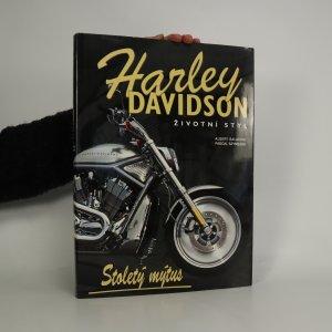 náhled knihy - Harley Davidson. Stoletý mýtus. Životní styl