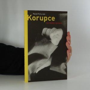 náhled knihy - Korupce na český způsob