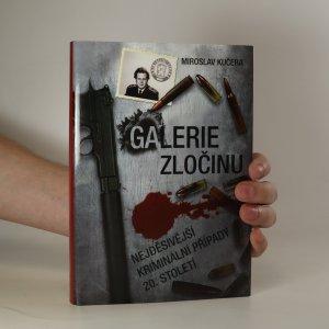 náhled knihy - Galerie zločinu. Nejděsivější kriminální případy 20. století