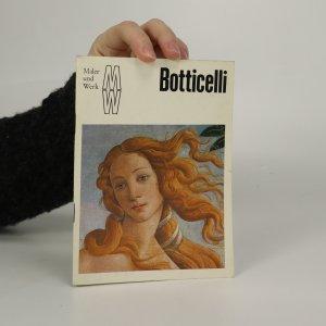 náhled knihy - Botticelli