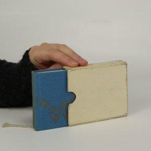 náhled knihy - Písmena, pohlednice, nápisy