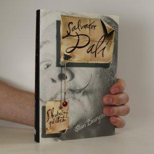 náhled knihy - Salvador Dalí. Skutečný příběh