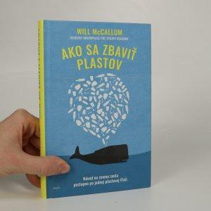 náhled knihy - Ako sa zbaviť plastov