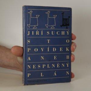 náhled knihy - Sto povídek aneb nesplněný plán