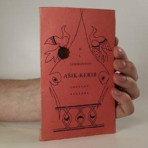 náhled knihy - Ašik-Kerib. Turecká pohádka