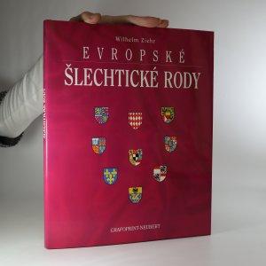 náhled knihy - Evropské šlechtické rody