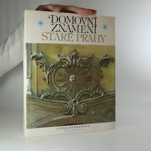 náhled knihy - Domovní znamení staré Prahy