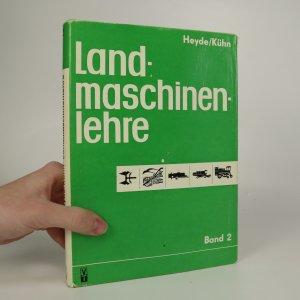 náhled knihy - Landmaschinenlehre (2. díl)