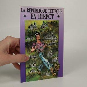 náhled knihy - La Republique Tcheque en direct