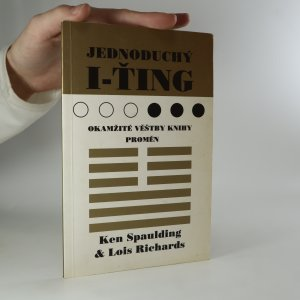 náhled knihy - Jednoduchý I-ťing. Okamžité věštby Knihy proměn