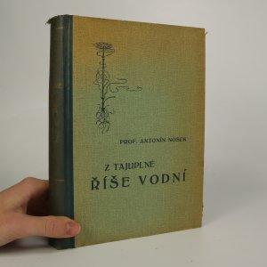 náhled knihy - Z tajuplné říše vodní
