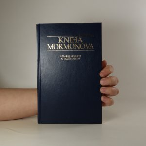 náhled knihy - Kniha Mormonova. Další svědectví o Ježíši Kristu