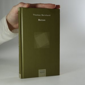 náhled knihy - Beton
