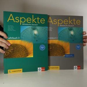 náhled knihy - Aspekte 3 (C1). Učebnice a pracovní sešit (dva svazky)