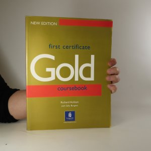 náhled knihy - First Certificate Gold. Coursebook