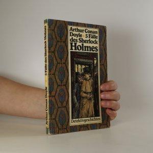 náhled knihy - 5 Faelle des Sherlock Holmes