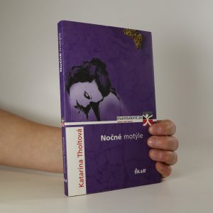 náhled knihy - Nočné motýle