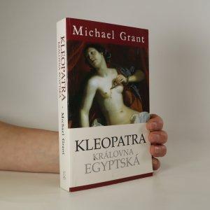 náhled knihy - Kleopatra, královna egyptská