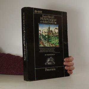 náhled knihy - Praha legend a skutečností