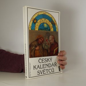 náhled knihy - Český kalendář světců